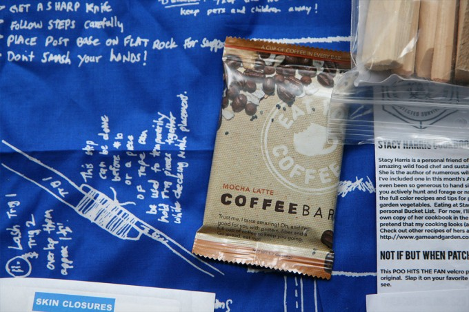 Not a bad idea for caffeine addicts like myself. A few people (I'm one of them) get painful, debilitating flu-like symptoms on caffeine withdrawal.