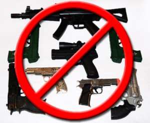 Texas Threatens to Jail Fed Officials Trying to Enforce New Gun Bans