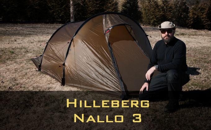 The Hilleberg Nallo 3