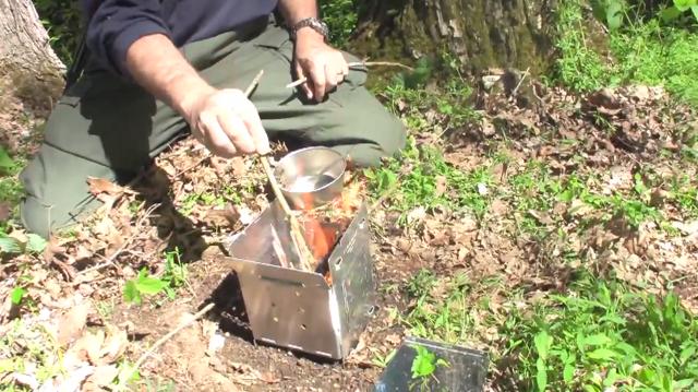 The Firebox Campstove