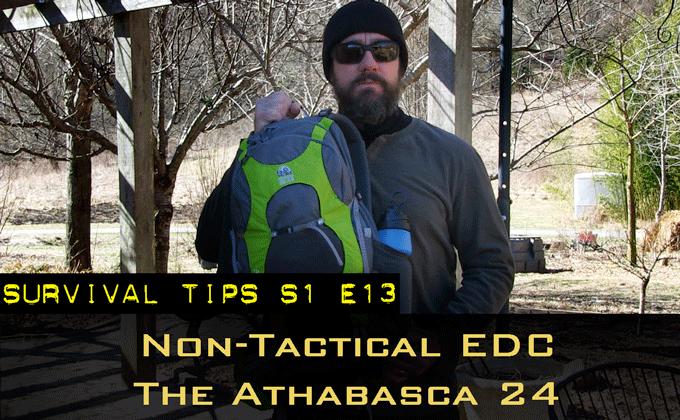Non-Tactical EDC — The Athabasca 24