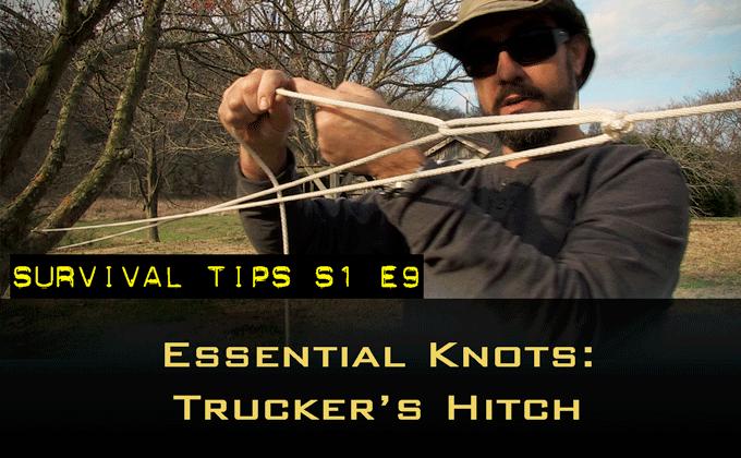 Two Knots for Mechanical Advantage