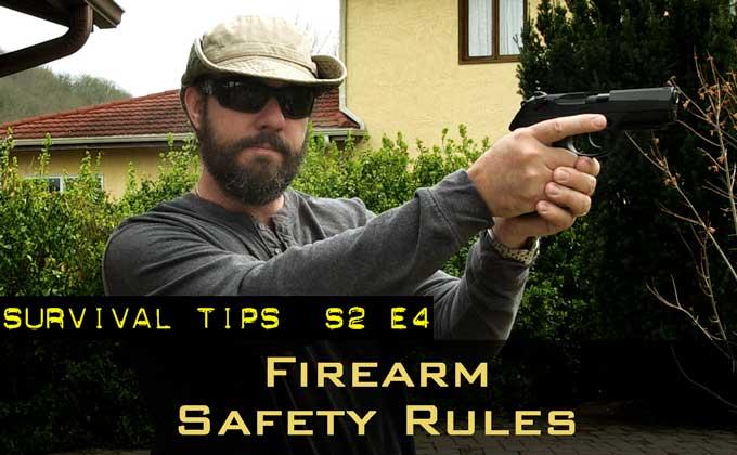 Gun Handling Safety