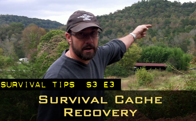 Recovering Your Survival Cache