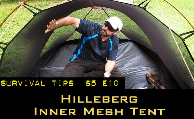 Hilleberg Mesh Inner Tent