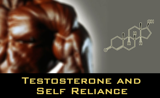 Self Reliance and Natural Testosterone Production