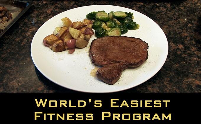 World's Easiest Fitness Program