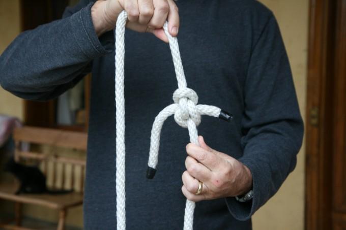 Superknot – The Easy Way to Tie the Zeppelin (Rosendahl) Bend